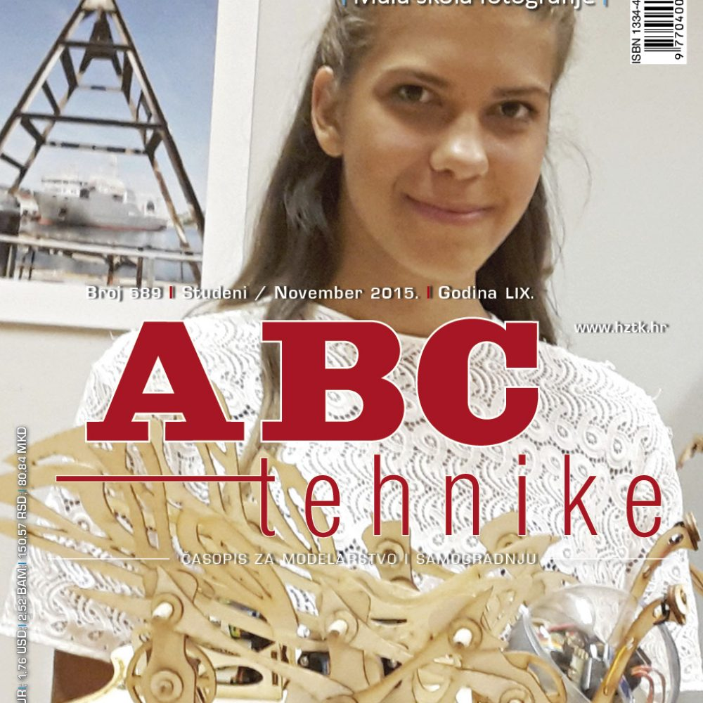 ABC tehnike broj 589 studeni 2015. godine
