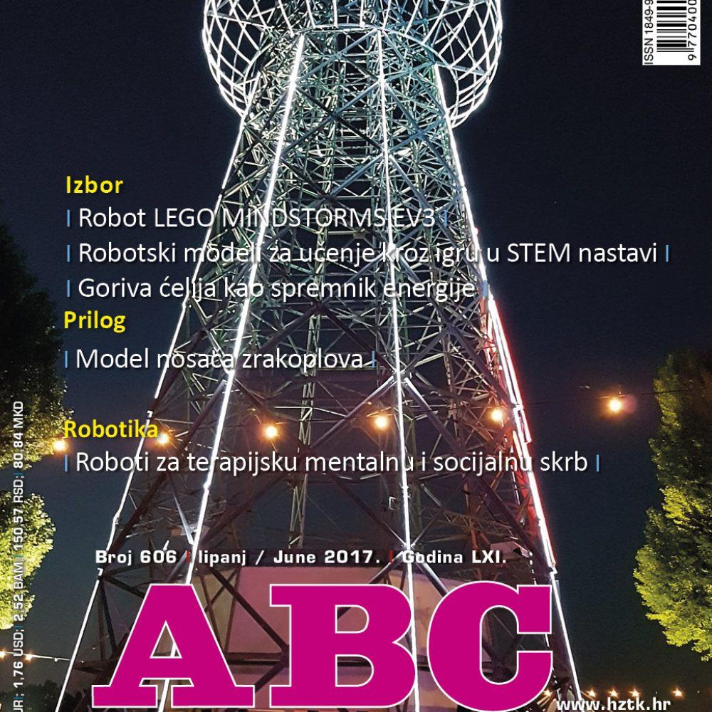 ABC tehnike broj 606, lipanj 2017. godine