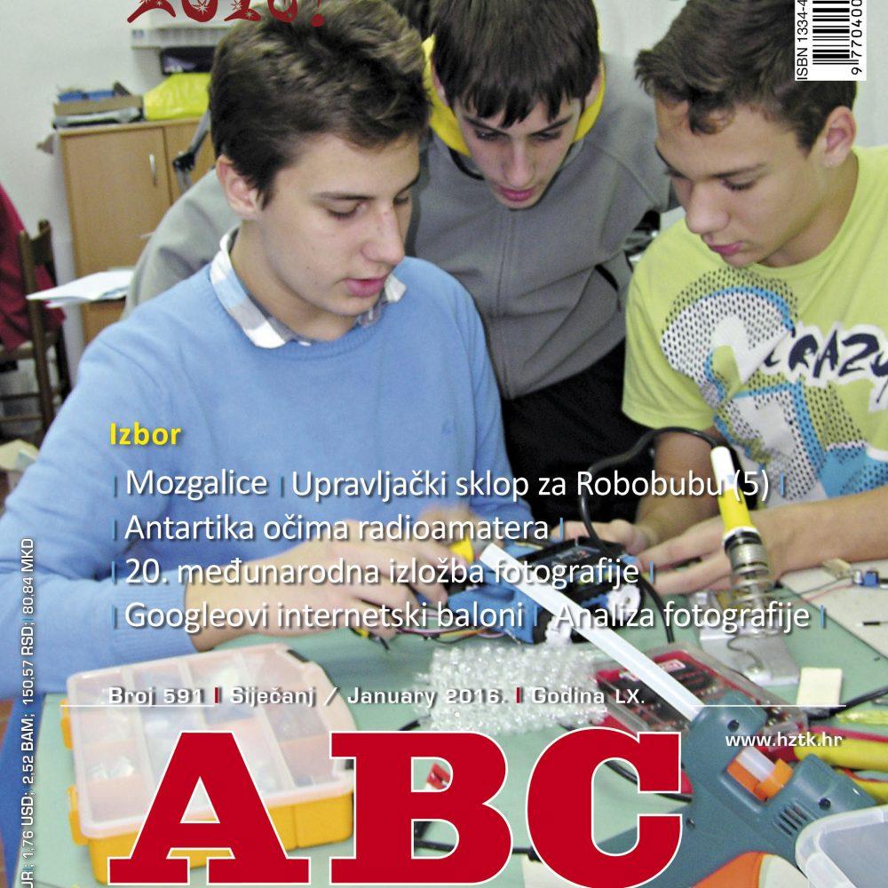 ABC tehnike broj 591 siječanj 2016.