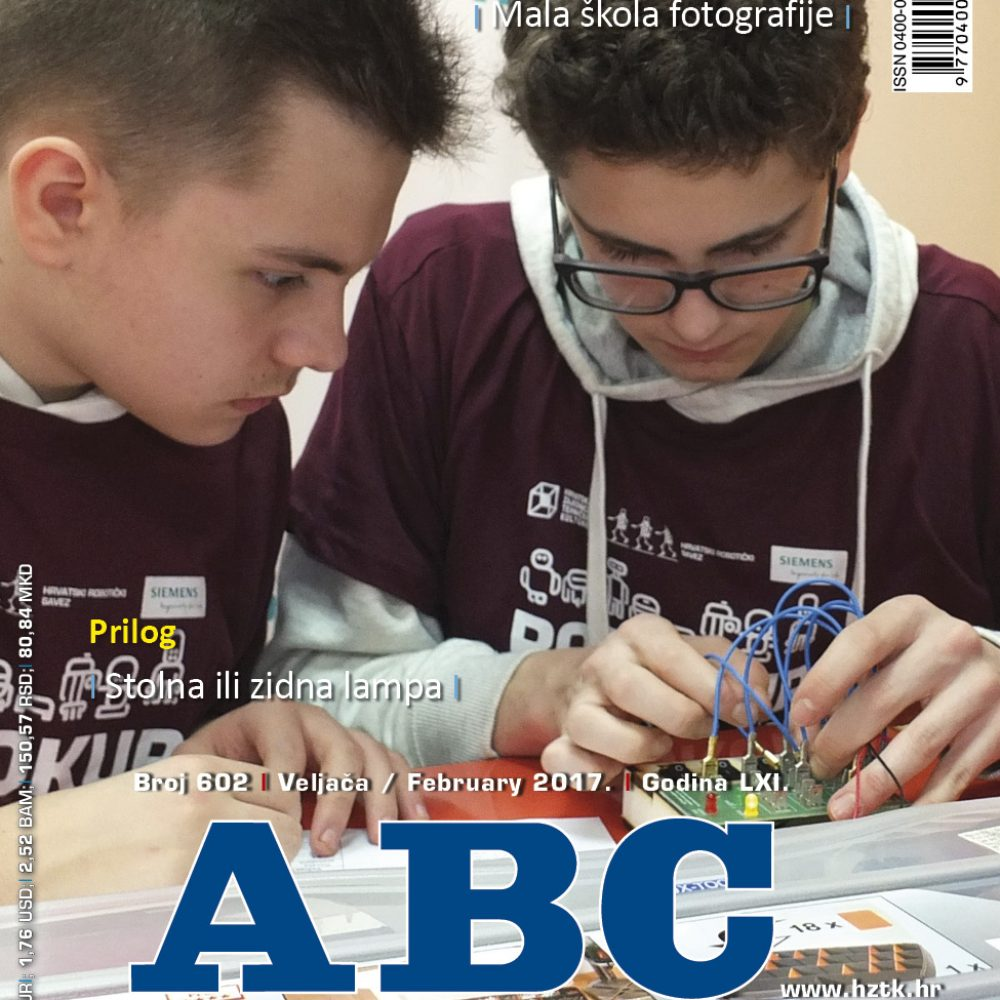 ABC tehnike broj 602, veljača 2017.
