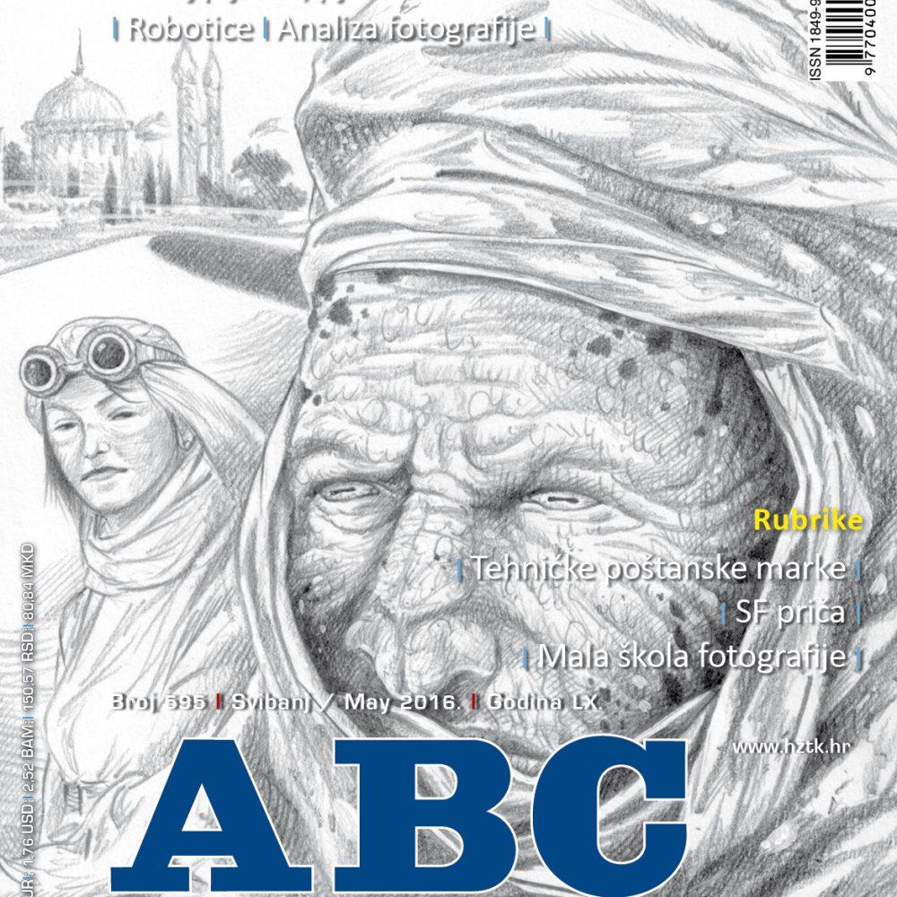 ABC tehnike broj 595, svibanj 2016. godine