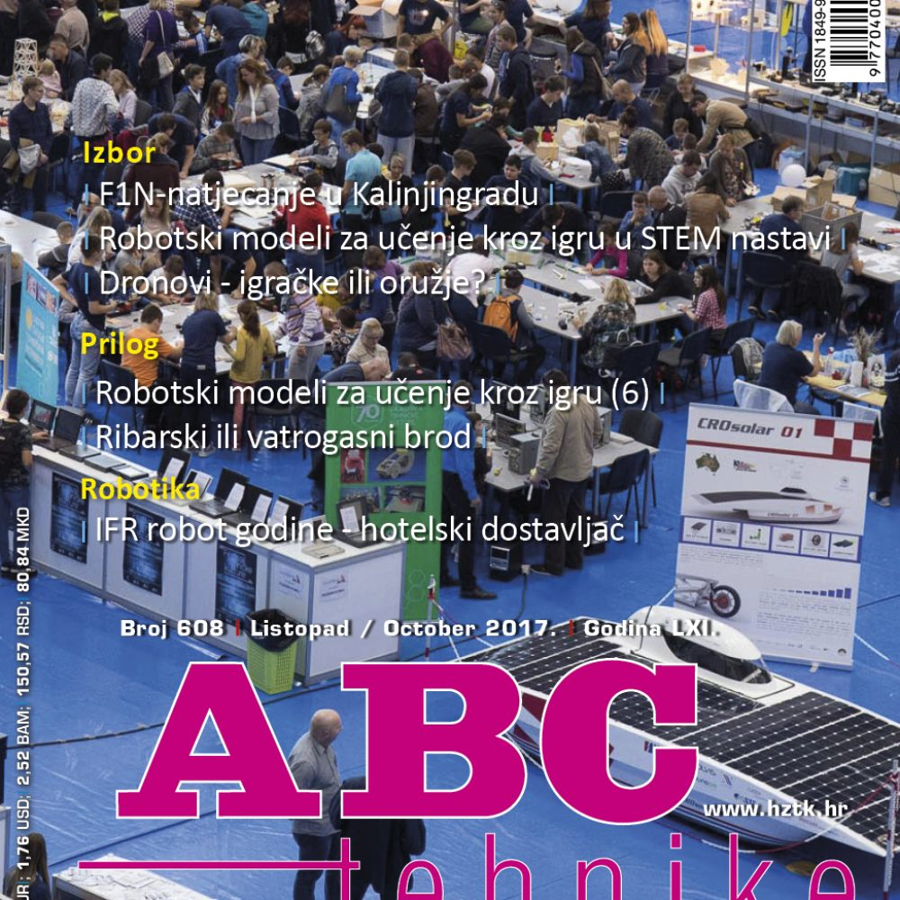 ABC tehnike 608, listopad 2017.