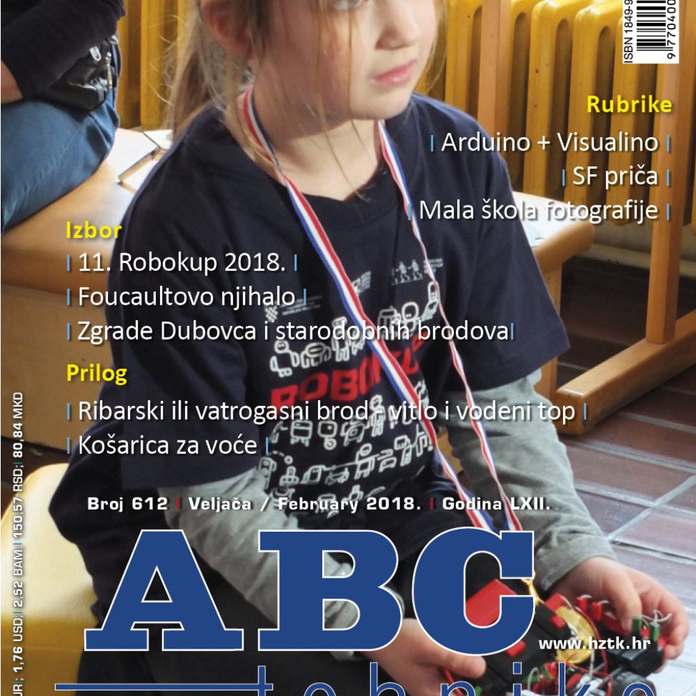 ABC tehnike broj 612, veljača 2018. godine