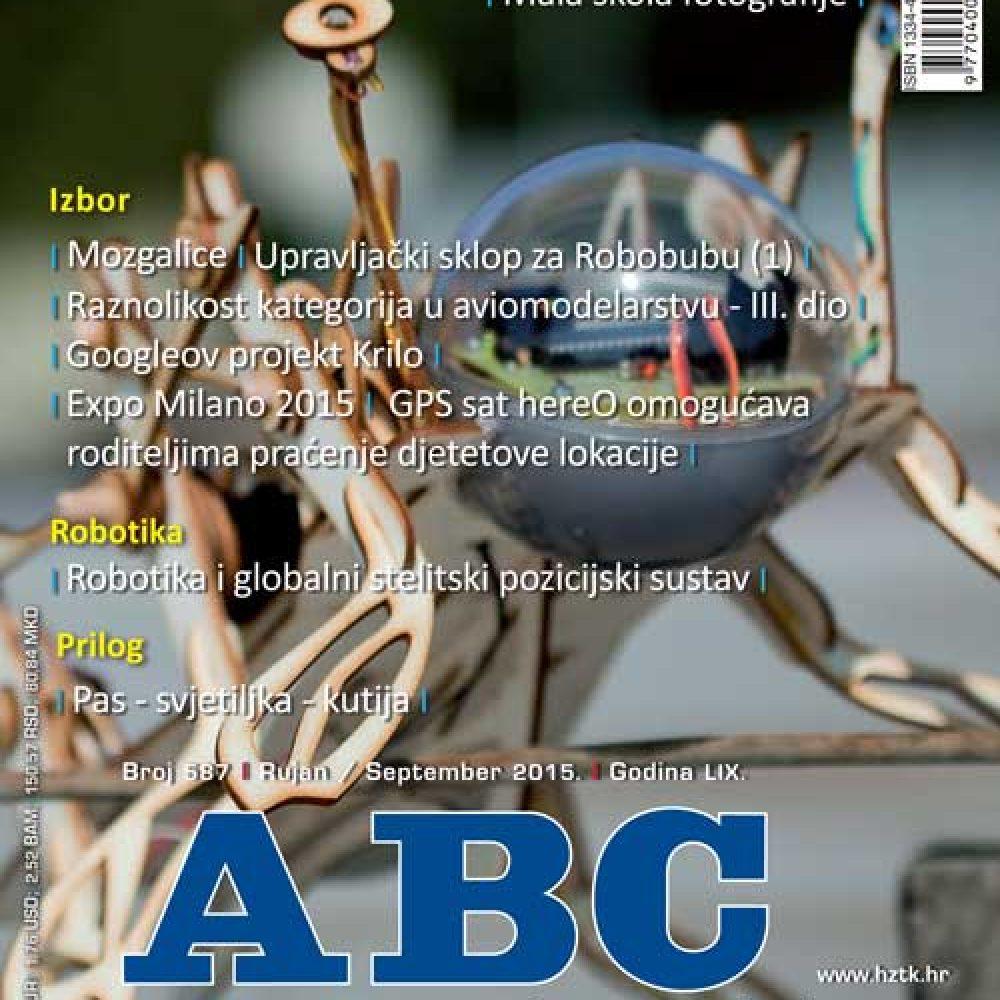 ABC tehnike broj 587 rujan 2015.