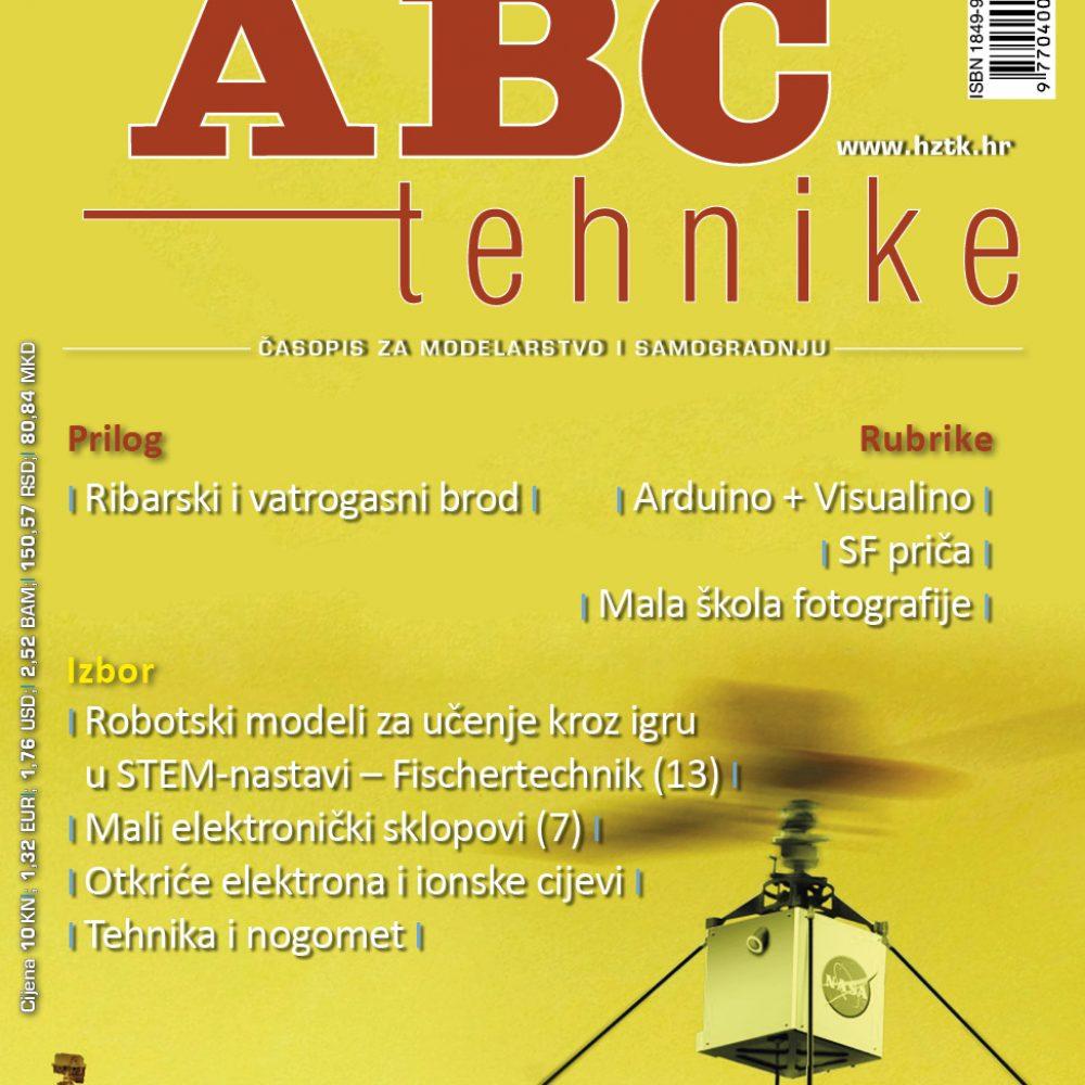 ABC tehnike broj 616, lipanj 2018. godine