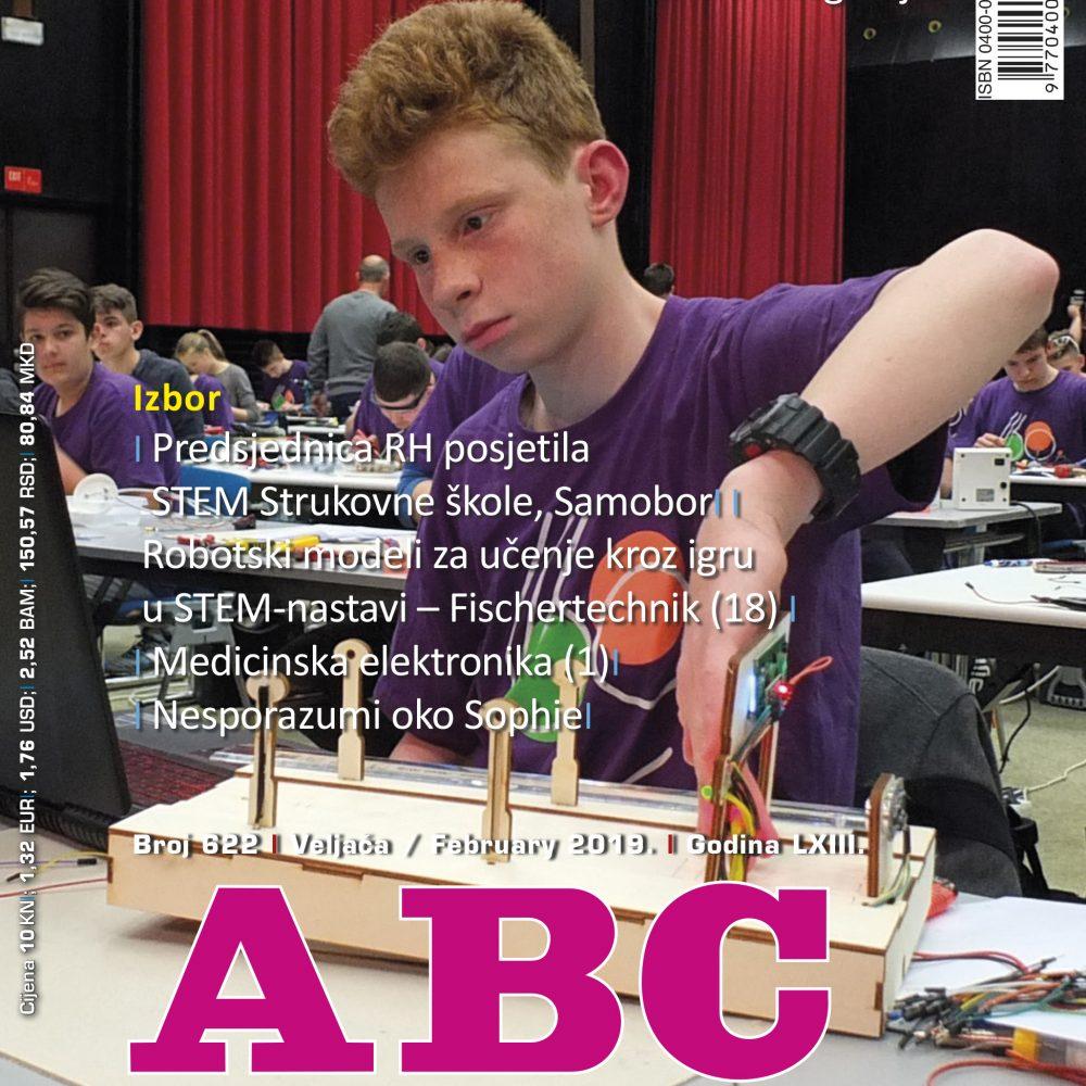 ABC tehnike broj 622 za veljaču 2019. godine