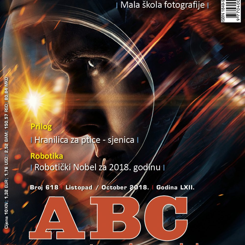 ABC tehnike broj 618 za listopad 2019. godine