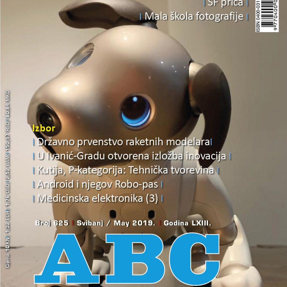 ABC tehnike broj 625, svibanj 2019.