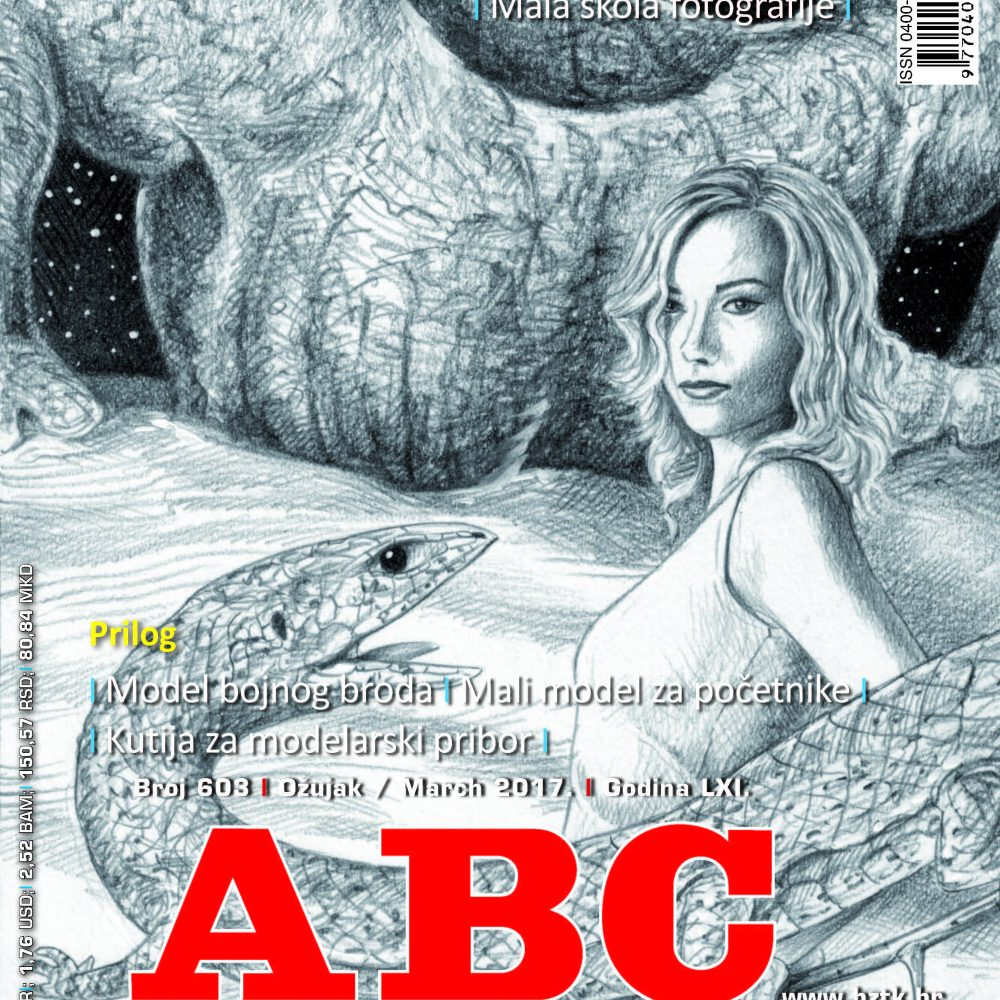ABC tehnike broj 603, ožujak 2017.