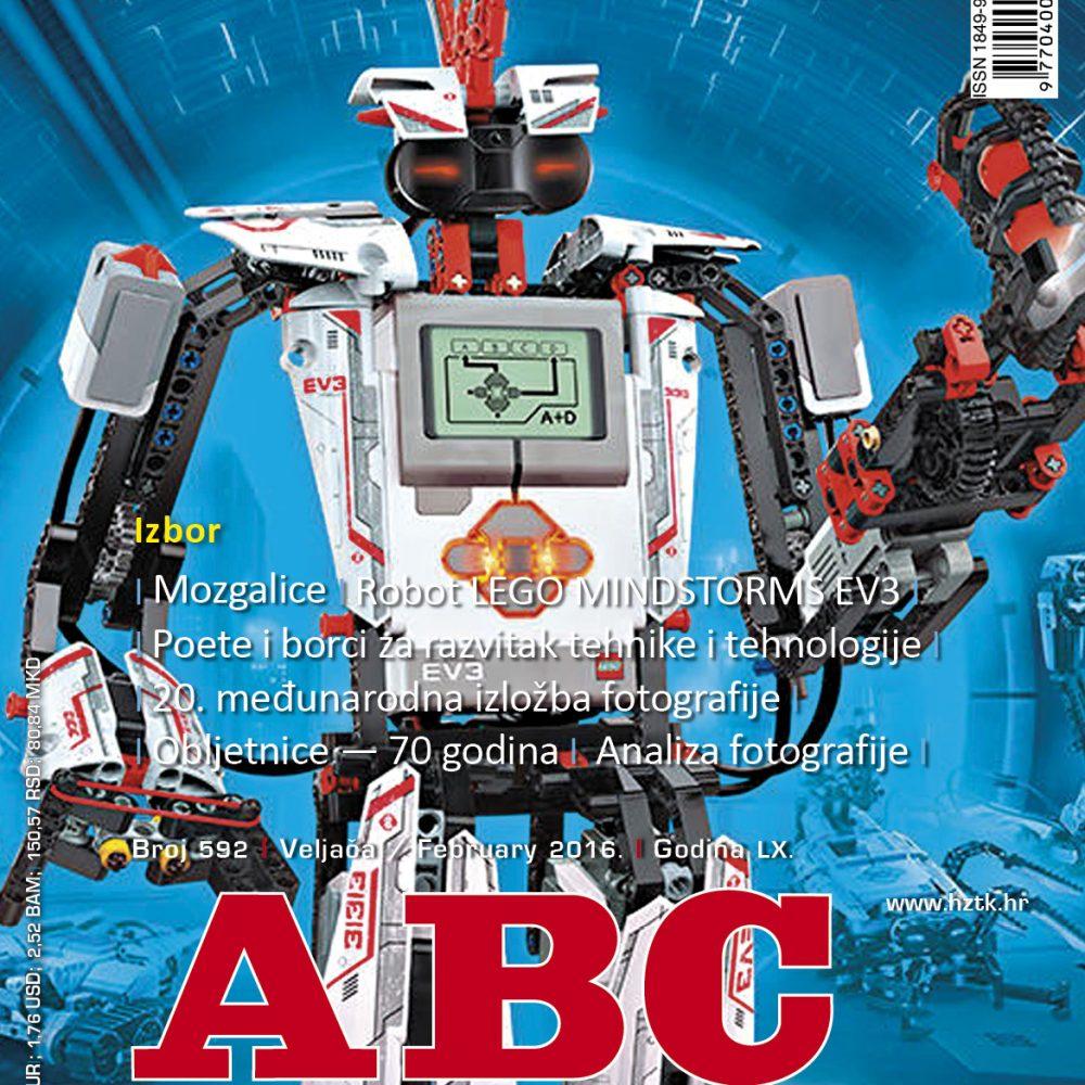 ABC tehnike broj 592, veljača 2016. godine
