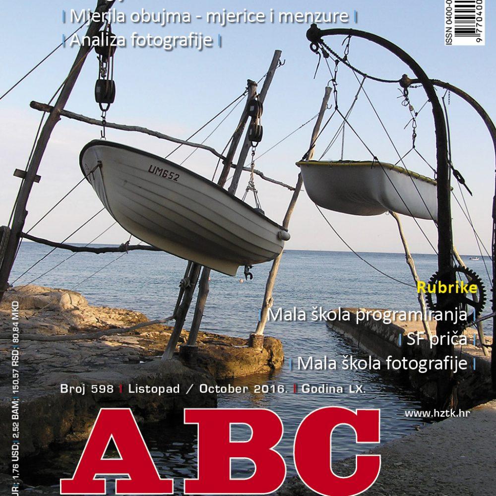 ABC tehnike broj 598 listopad 2016.