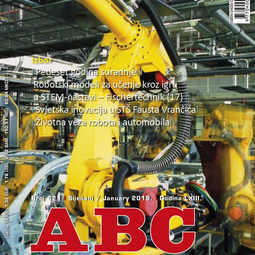 ABC tehnike broj 621 za siječanj 2019. godine