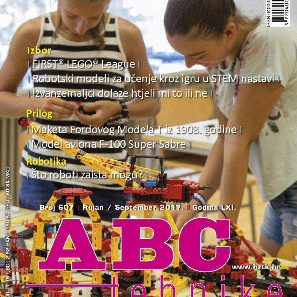 ABC tehnike broj 607, rujan 2017.