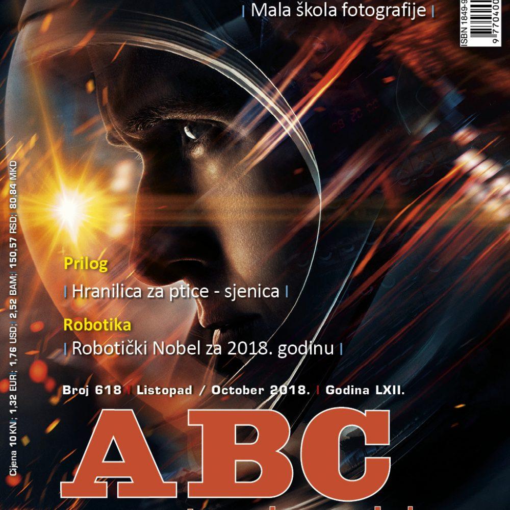 ABC tehnike broj 618 za listopad 2018. godine