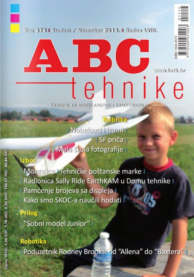 ABC TEHNIKE BROJ 579