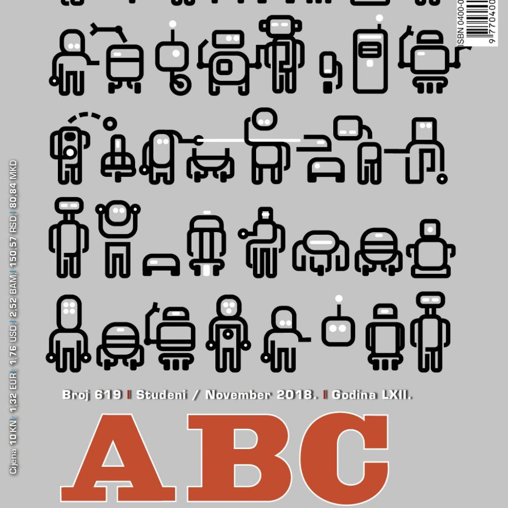 ABC tehnike broj 619 za studeni 2018. godine