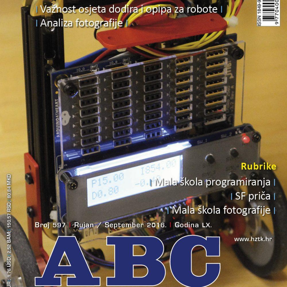 ABC tehnike broj 597, rujan 2016. godine