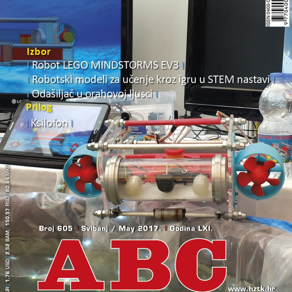 ABC tehnike broj 605, svibanj 2017. godine