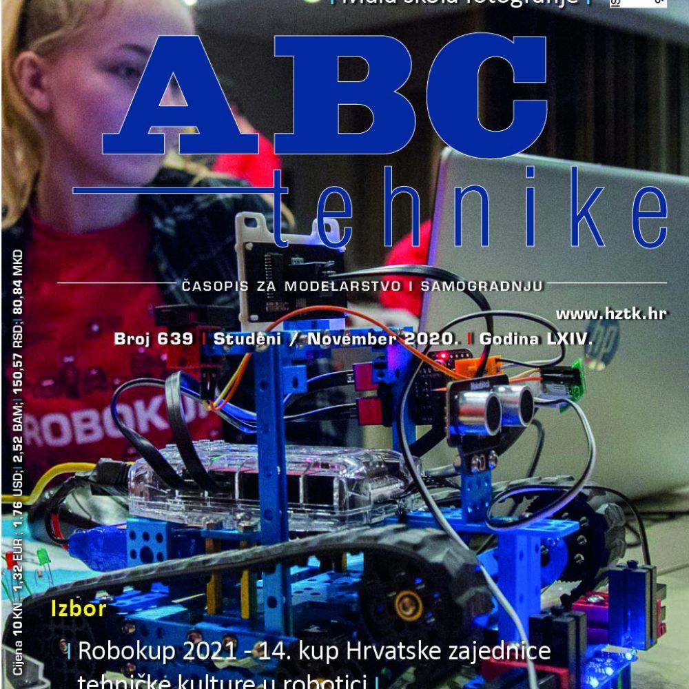 ABC tehnike broj 639 za studeni 2020. godine