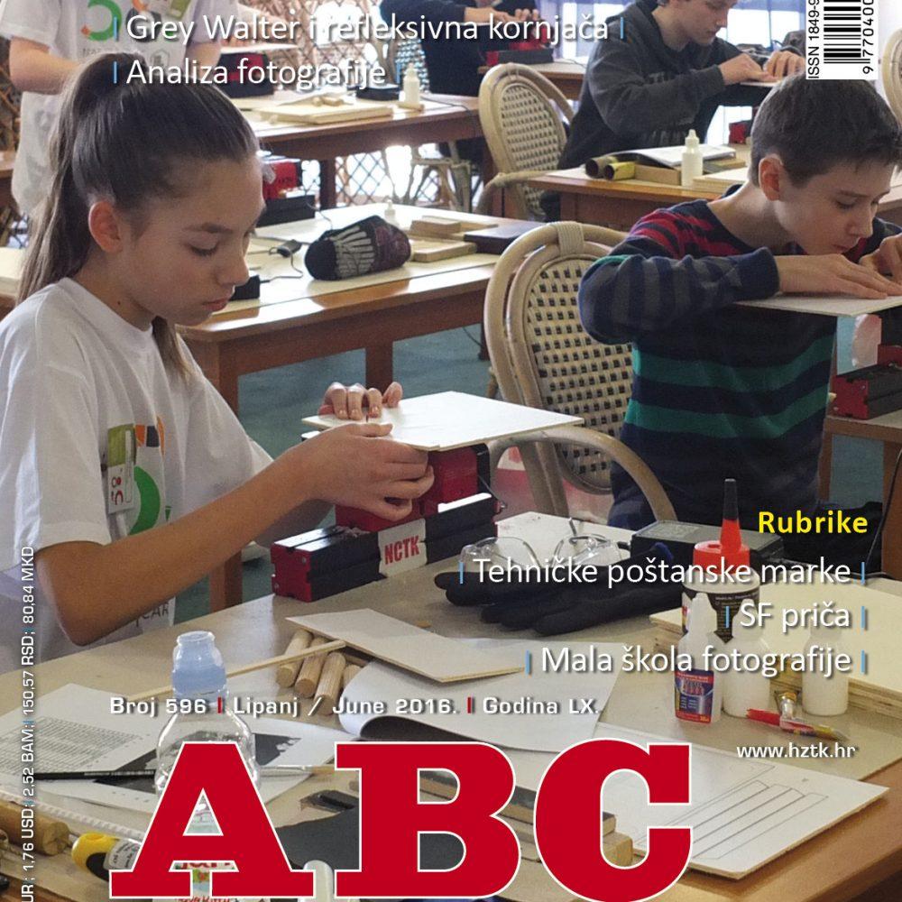 ABC tehnike broj 596, lipanj 2016.