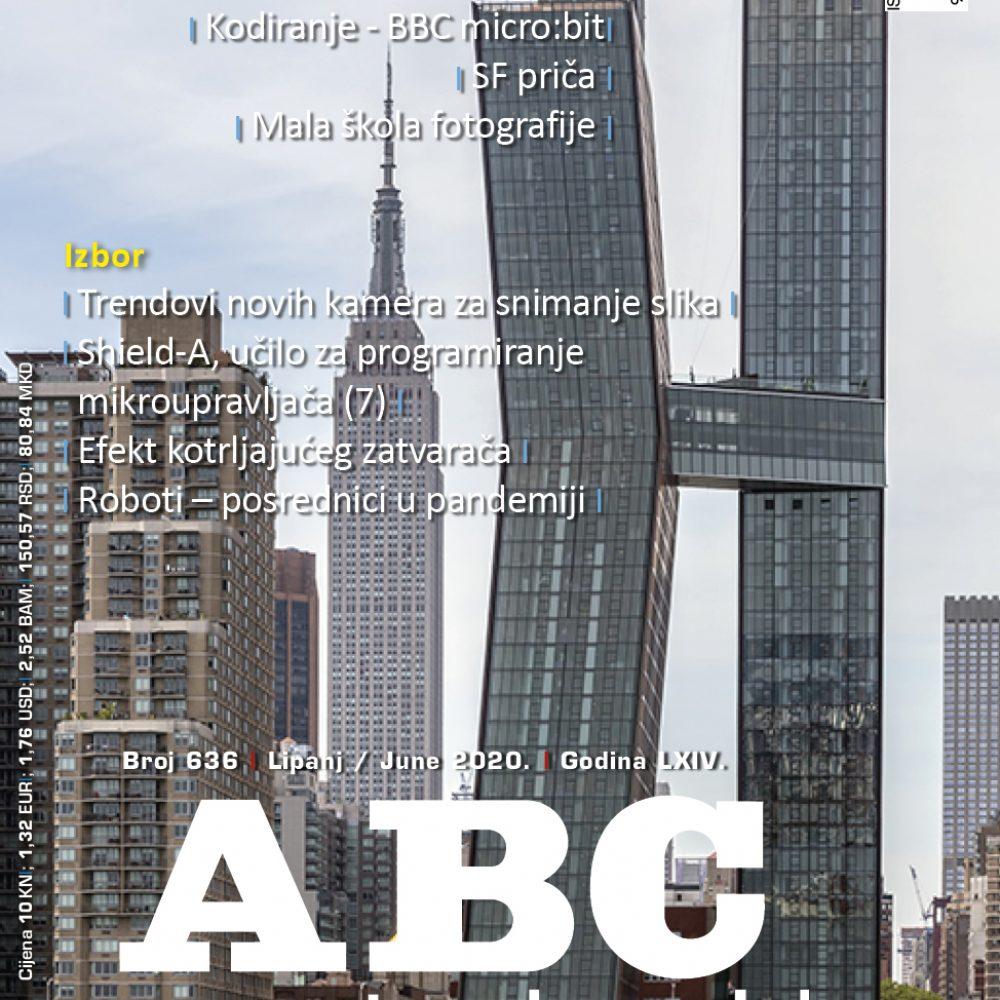 ABC tehnike broj 636 za lipanj 2020. godine