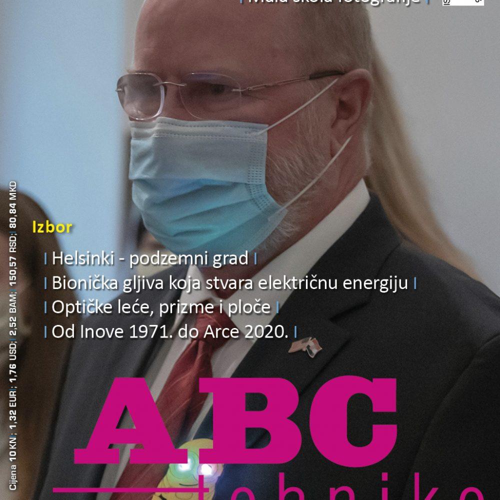 ABC tehnike broj 638 za listopad 2020. godine